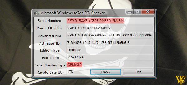 Виндовс 7 С Ключом